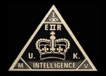 Эмблема британской разведки Ми-5